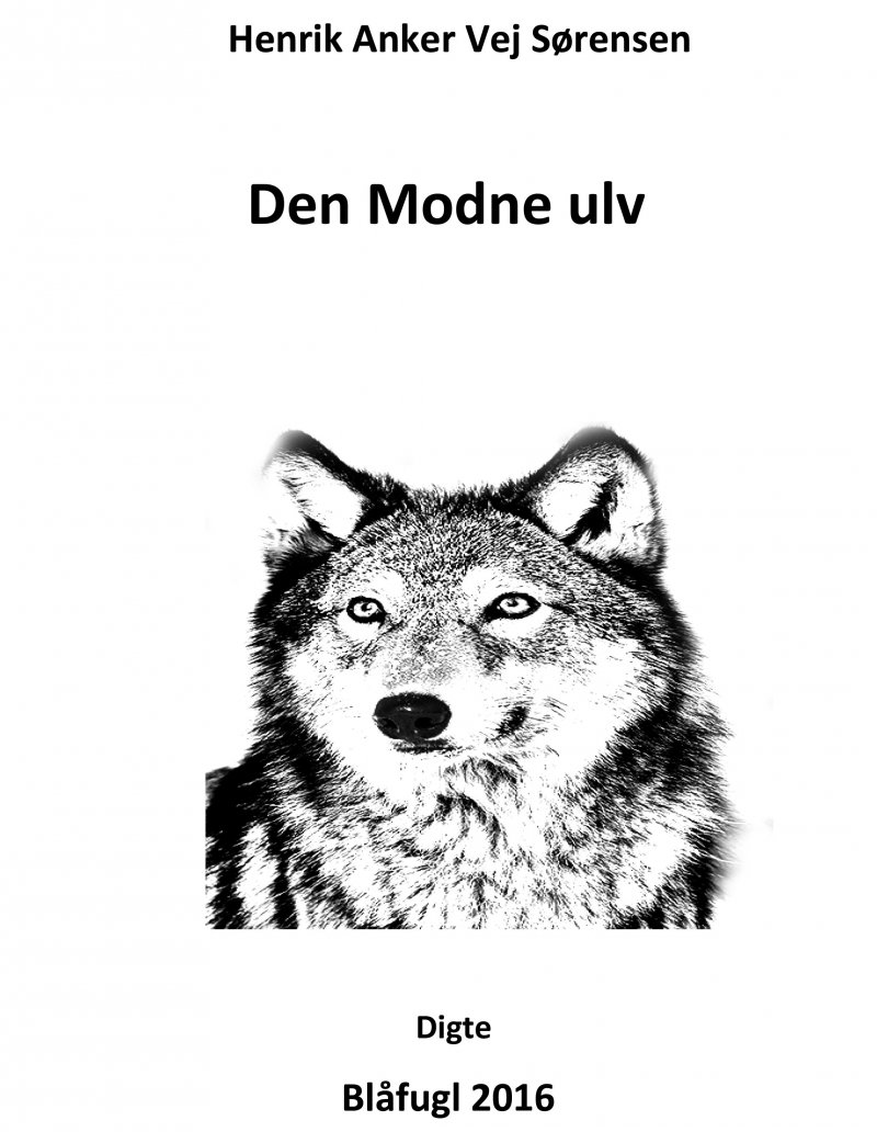 Den Modne Ulv - Henrik Anker Vej Sørensen - Bog