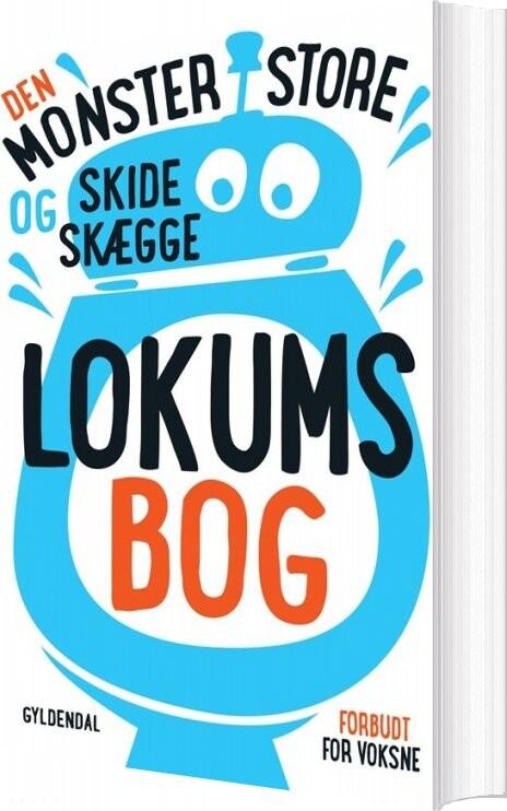 Image of   Den Monsterstore Og Skideskægge Lokumsbog - Ole Knudsen - Bog