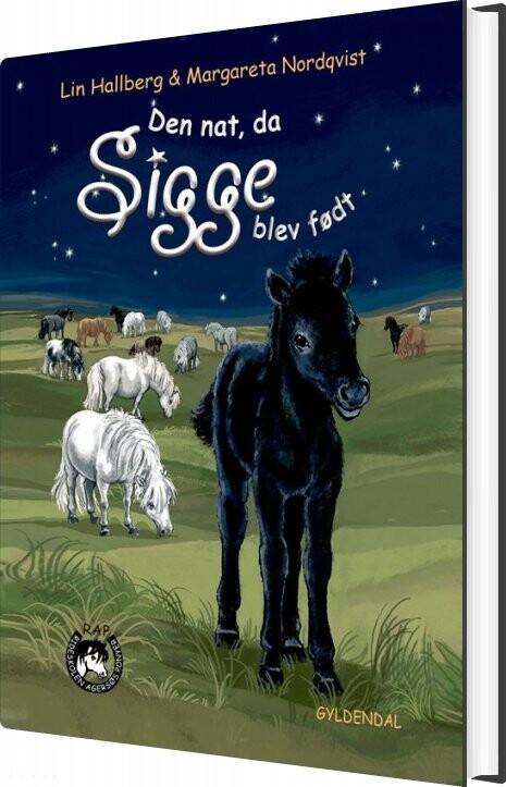 Sam Og Sigge 2 - Den Nat Da Sigge Blev Født - Lin Hallberg - Bog