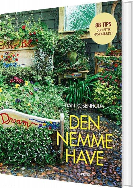 Image of   Den Nemme Have - Dan Rosenholm - Bog