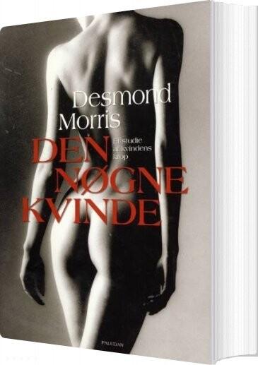 Image of   Den Nøgne Kvinde - Desmond Morris - Bog