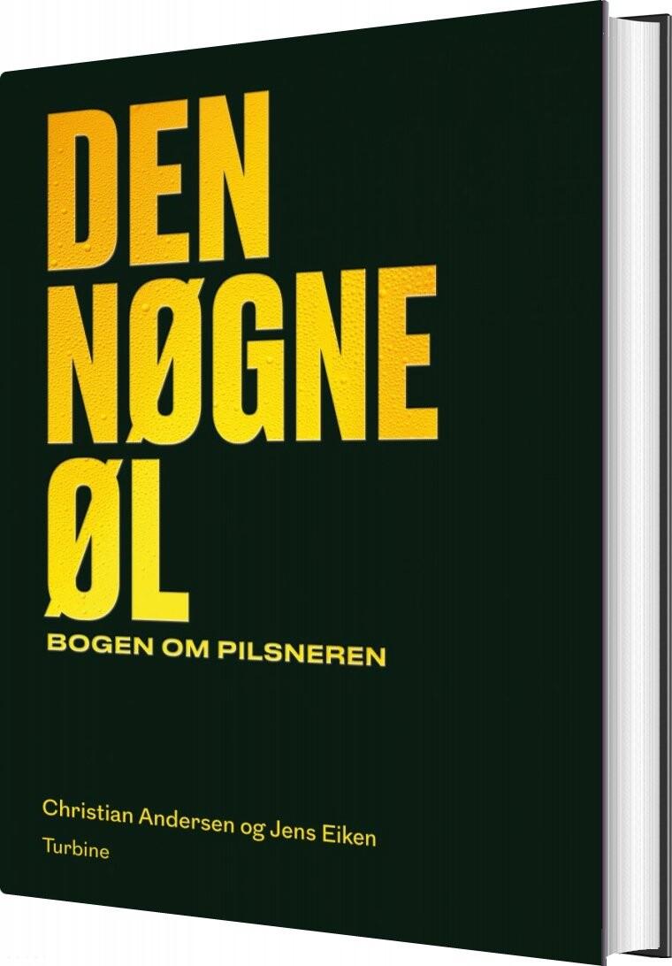 Den Nøgne øl - Christian Andersen - Bog