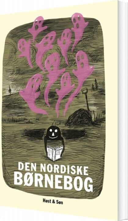 Image of   Den Nordiske Børnebog - Anette øster - Bog