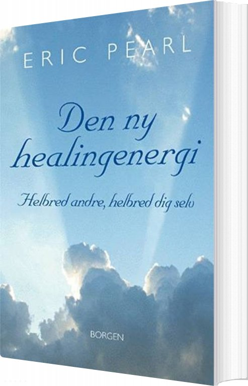 Image of   Den Ny Healingenergi - Eric Pearl - Bog
