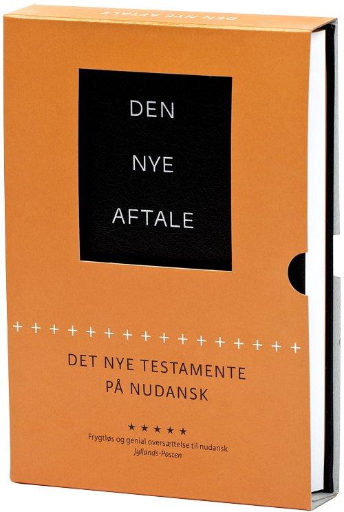 Image of   Den Nye Aftale (skind, Orange) - Diverse - Bog