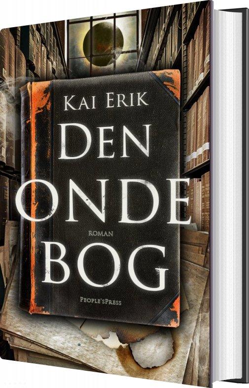 Højmoderne Den Onde Bog Af Kai Erik → Køb bogen billigt her UJ-08