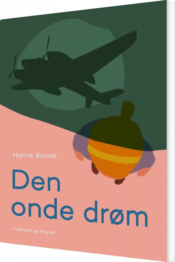 Den Onde Drøm - Hanne Brandt - Bog