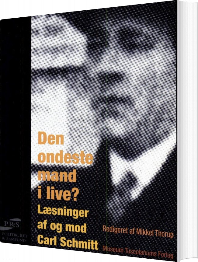 Den Ondeste Mand I Live? - Mikkel Thorup - Bog