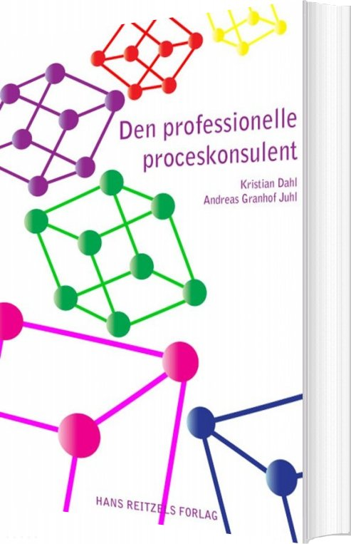 Den Professionelle Proceskonsulent - Kristian Dahl - Bog