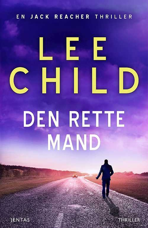 Image of   Den Rette Mand - Mp3 - Lee Child - Cd Lydbog