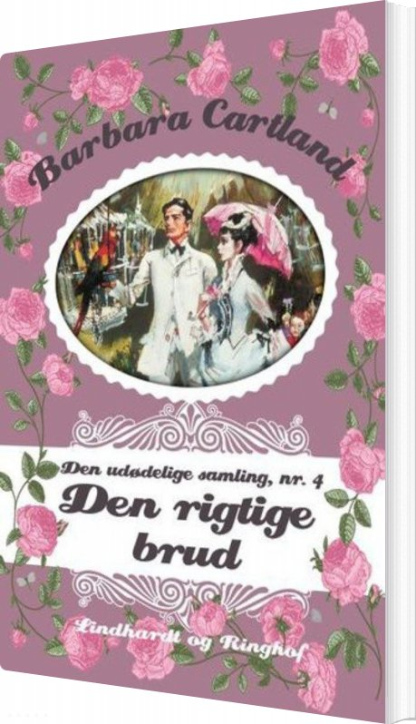 Den Rigtige Brud - Barbara Cartland - Bog