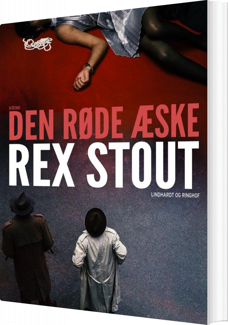 Image of   Den Røde æske - Rex Stout - Bog