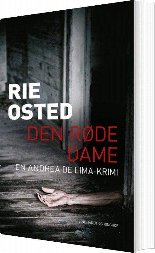 Image of   Den Røde Dame - Rie Osted - Bog