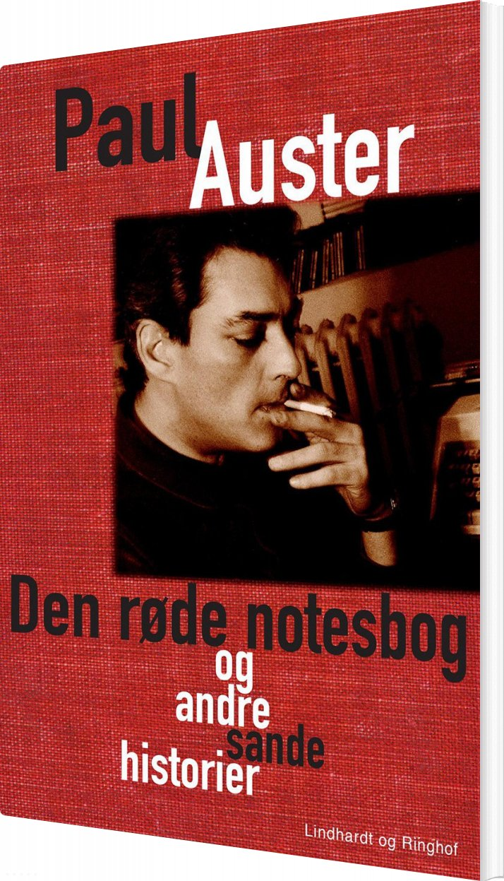 Den Røde Notesbog Og Andre Sande Historier - Paul Auster - Bog