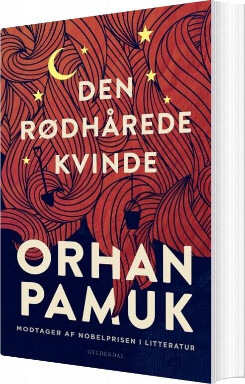 Image of   Den Rødhårede Kvinde - Orhan Pamuk - Bog