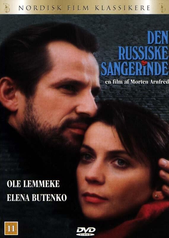 Image of   Den Russiske Sangerinde - DVD - Film