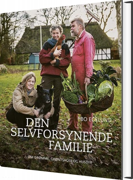 Image of   Den Selvforsynende Familie - Bo Egelund - Bog