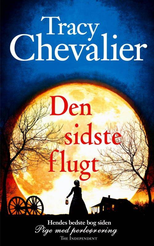 Image of   Den Sidste Flugt - Tracy Chevalier - Cd Lydbog