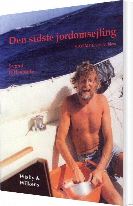 Billede af Den Sidste Jordomsejling - Svend Billesbølle - Bog