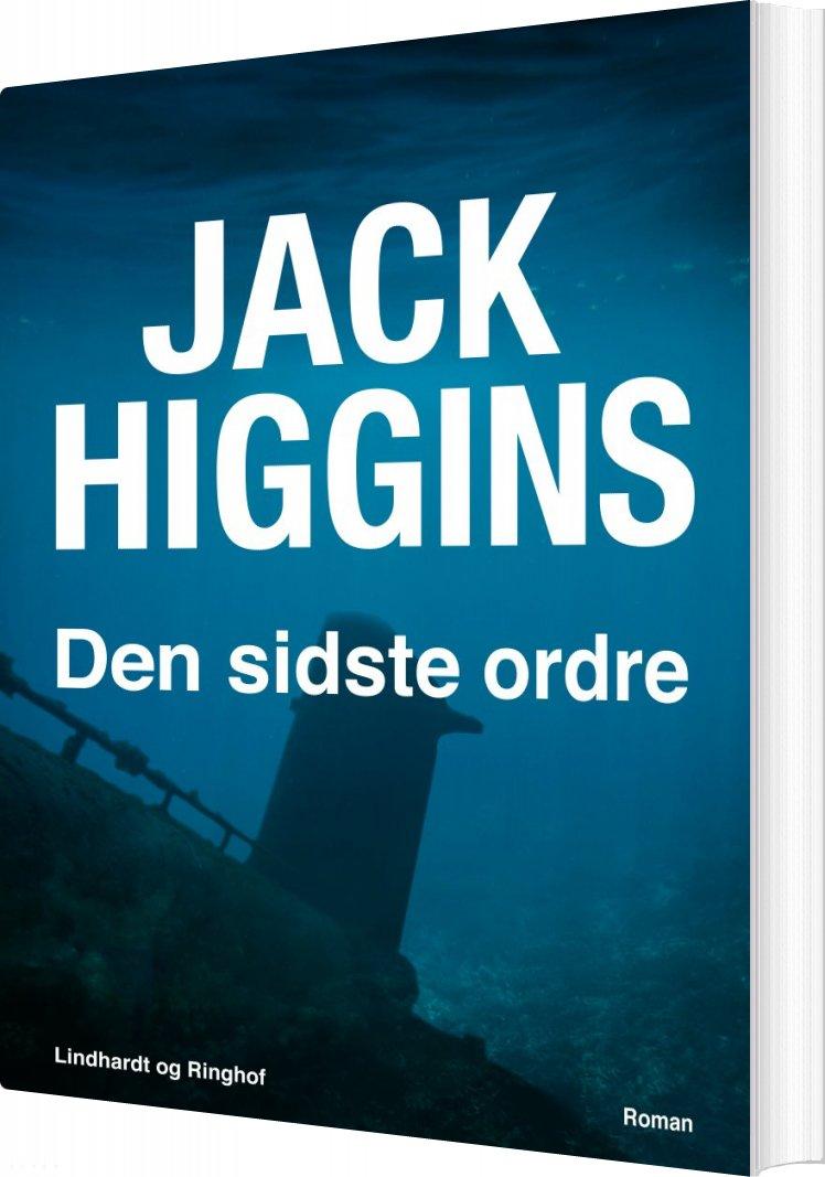 Den Sidste Ordre - Jack Higgins - Bog