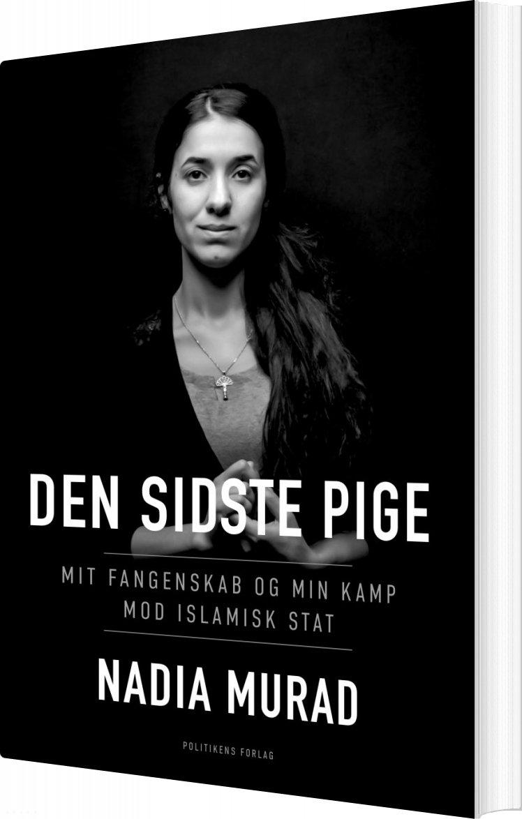 Image of   Den Sidste Pige - Biografi - Nadia Murad - Bog
