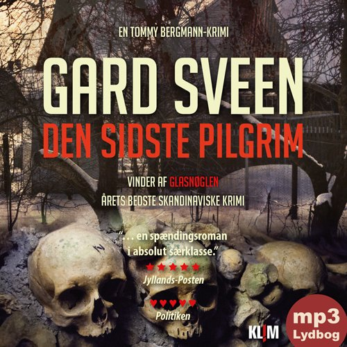 Image of   Den Sidste Pilgrim Mp3 - Gard Sveen - Cd Lydbog