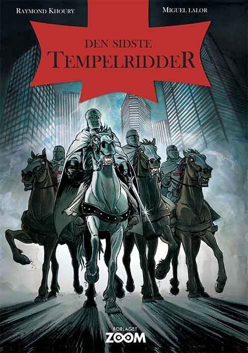 Billede af Den Sidste Tempelridder 1: Koden - Raymond Khoury - Tegneserie