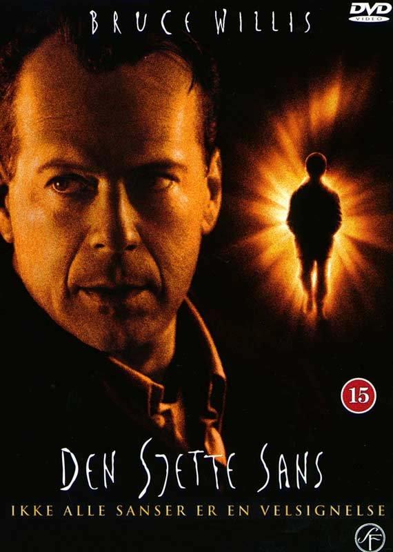 Billede af Den Sjette Sans / The Sixth Sense - DVD - Film