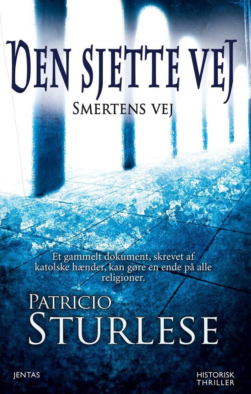 Image of   Den Sjette Vej - Mp3 - Patricio Sturlese - Cd Lydbog