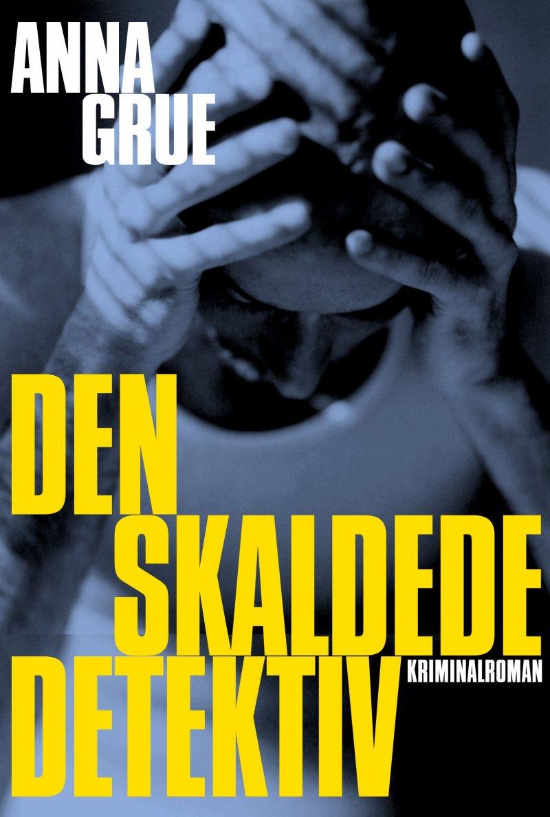 Image of   Den Skaldede Detektiv - Anna Grue - Cd Lydbog