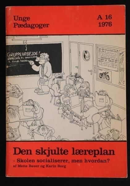 Billede af Den Skjulte Læreplan - Donald Broady - Bog