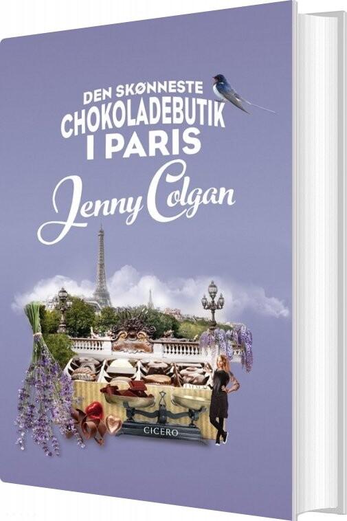 Image of   Den Skønneste Chokoladebutik I Paris - Jenny Colgan - Bog