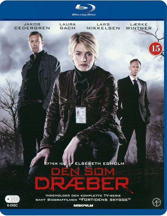 Image of   Den Som Dræber - Den Komplette Serie - Blu-Ray