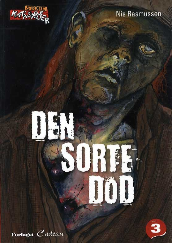 Image of   Den Sorte Død - Nis Rasmussen - Bog