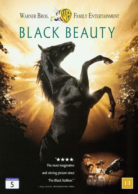 Image of   Black Beauty - DVD - Film