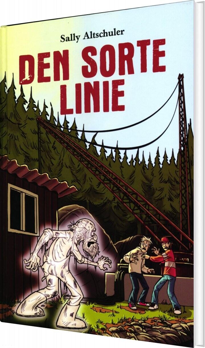 Den Sorte Linie - Sally Altschuler - Bog