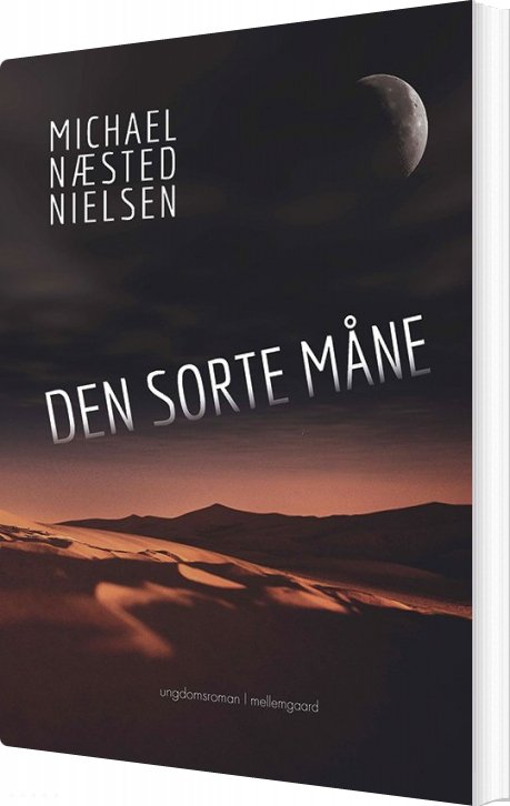 Image of   Den Sorte Måne - Michael Næsted Nielsen - Bog