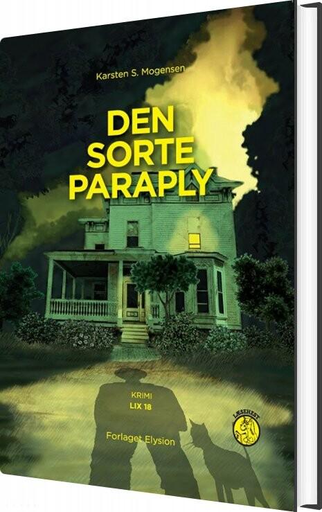 Billede af Den Sorte Paraply - Karsten S. Mogensen - Bog