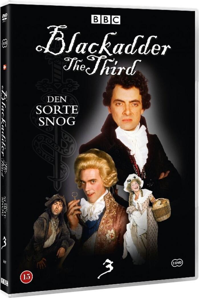 Image of   Den Sorte Snog - Sæson 3 - DVD - Tv-serie
