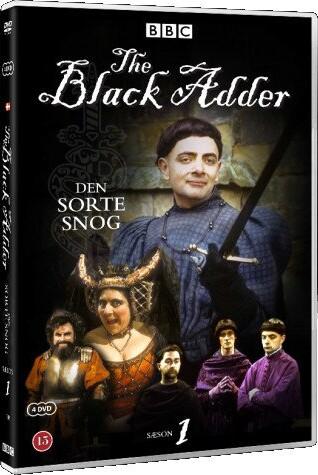 Image of   Den Sorte Snog - Sæson 1 - DVD - Tv-serie