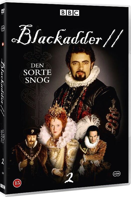 Image of   Den Sorte Snog - Sæson 2 - DVD - Tv-serie