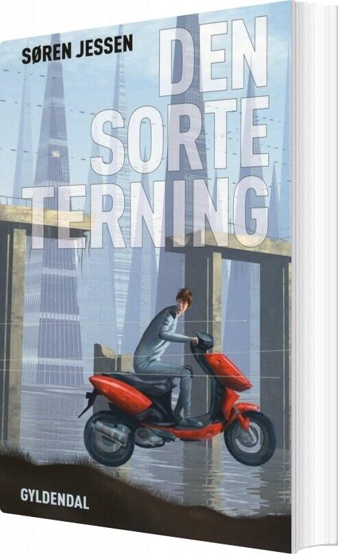 Den Sorte Terning - Søren Jessen - Bog