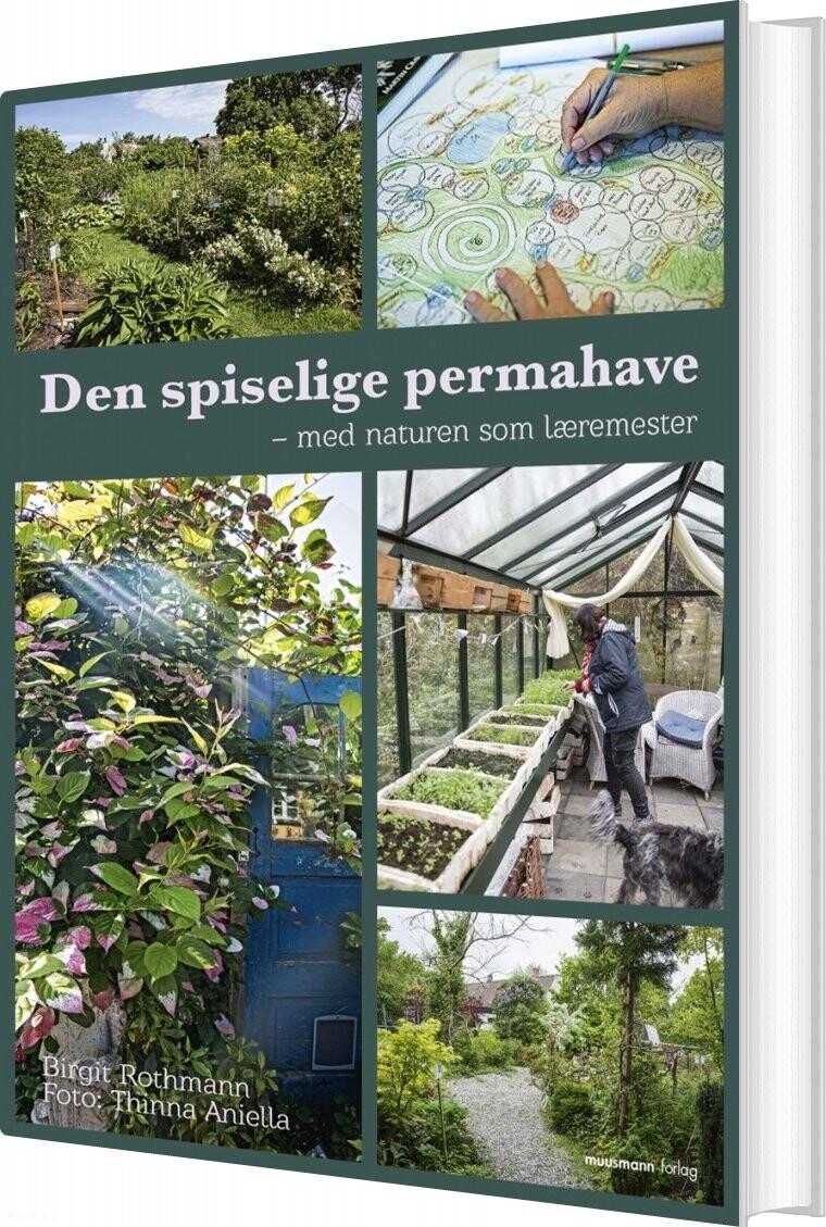 Image of   Den Spiselige Permahave - Birgit Rothmann - Bog