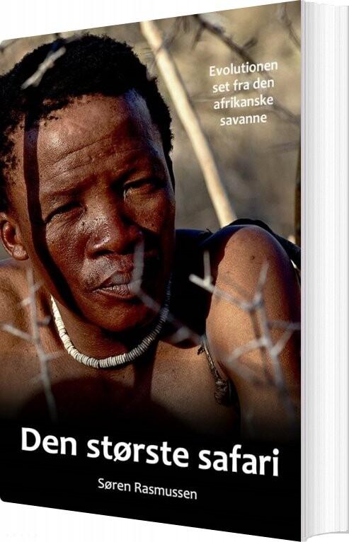 Image of   Den Største Safari - Søren Rasmussen - Bog