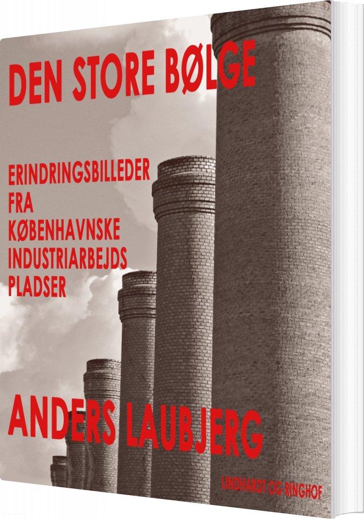 Image of   Den Store Bølge - Anders Laubjerg - Bog