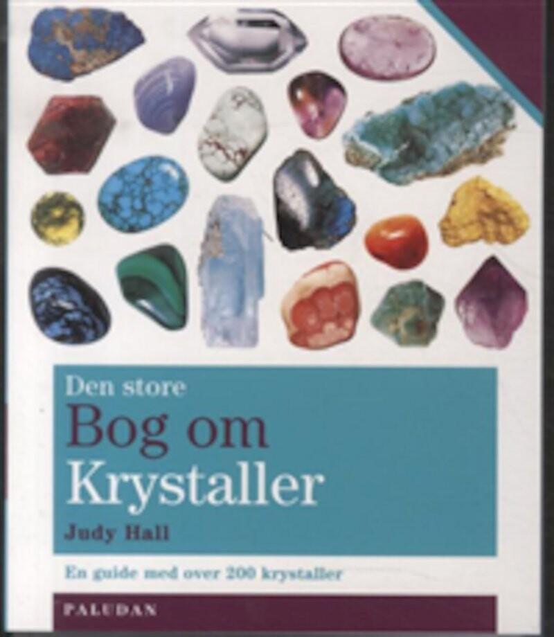 Image of   Den Store Bog Om Krystaller - Judy - Bog