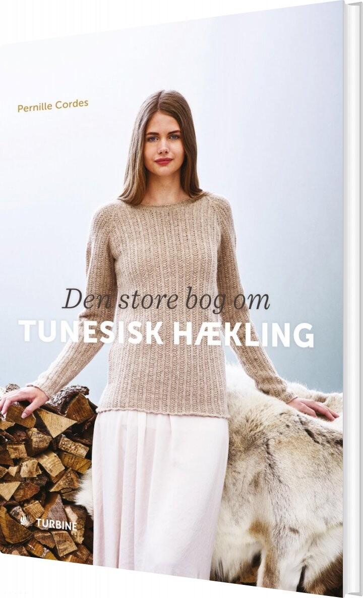 Den Store Bog Om Tunesisk Hækling - Pernille Cordes - Bog