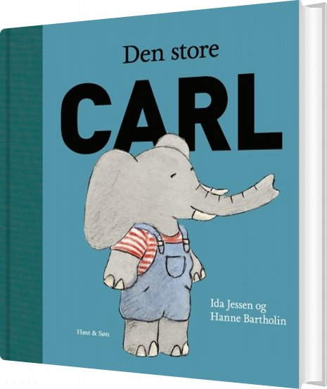 Image of   Den Store Carl - Hanne Bartholin - Bog