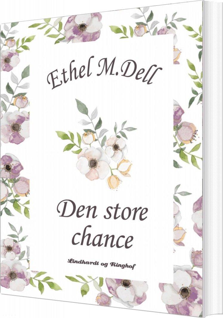 Billede af Den Store Chance - Ethel M. Dell - Bog