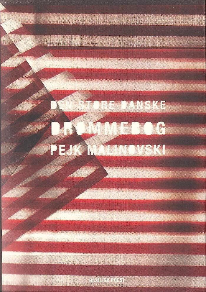 Image of   Den Store Danske Drømmebog - Pejk Malinovski - Bog